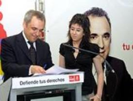 El PSOE promete 'carril bus' en todas las autovías de salida de Madrid