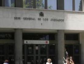 El 82,27% de los funcionarios de Justicia en huelga, según los sindicatos