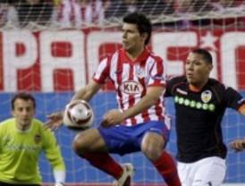 Un sufrido empate impulsa al Atlético a semifinales