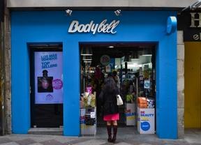 Bodybell en la calle de Montera, Madrid