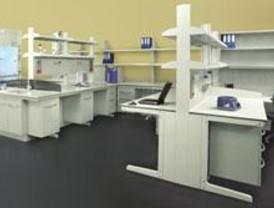 Mobiliario español en los laboratorios del mayor complejo científico-tecnológico del mundo