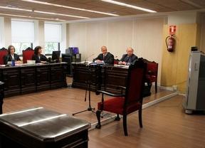 Bárcenas sigue por videoconferencia el juicio por su despido, que queda visto para sentencia