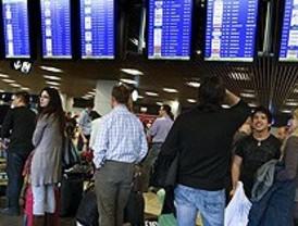 Desvonvocada la huelga de asistencia en tierra del aeropuerto de Barajas