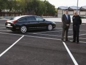 El alcalde de Leganés estrena coche oficial de lujo