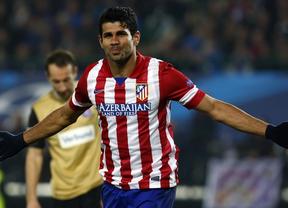 Diego Costa firma ante notario su intención de jugar con España