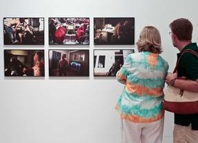 Exposición del World Press Photo 2014 en el Círculo de Bellas Artes.