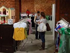 Triball abre los comercios de Ballesta al arte