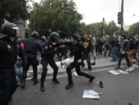 Continúa el 'peloteo' judicial con los detenidos el 25-S