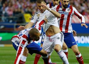 1.800 efectivos de seguridad para vigilar el derbi madrileño de la Champions