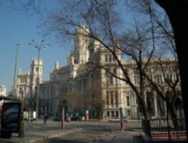 PSOE propone un recorte de 65,5 millones en gastos del Palacio de Cibeles