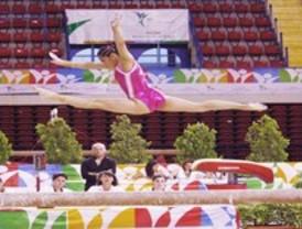 Izurieta, seleccionada para la Copa del Mundo de Gimnasia Artística