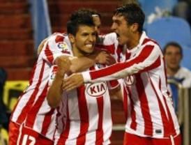 El Atlético recupera la autoestima