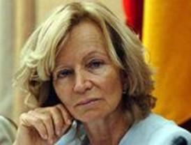 Elena Salgado acusa al PP de verlo todo
