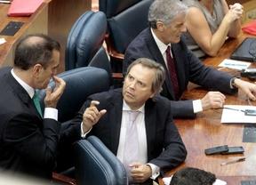 Carmona no se pronuncia sobre la retirada de Lissavetzky y Del Olmo se presentará a las primarias
