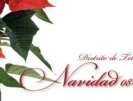 Los niños, protagonistas de la Navidad en Tetuán