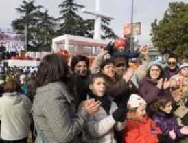 Rouco Varela oficia una misa en defensa de la familia