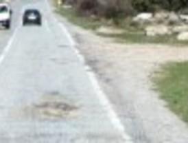 Una carretera para media Sierra Norte