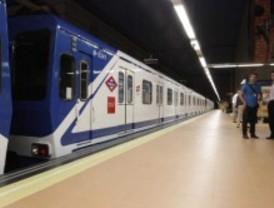 Restablecido el servicio de metro en la línea 10