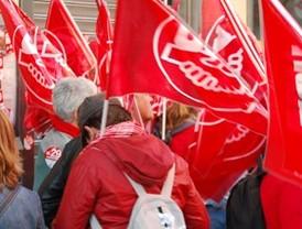 El bloqueo de las cocheras de la EMT deja a Madrid sin autobuses