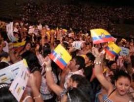 El Palacio de Vistalegre acoge la Fiesta Nacional de Ecuador