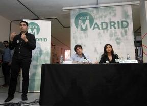 El calendario de primarias de Ahora Madrid presiona a IU