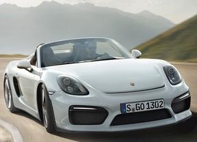 El Porsche Boxster se queda en Top Less en Nueva York
