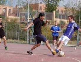 Ayudas para dos clubes de fútbol de Tres Cantos