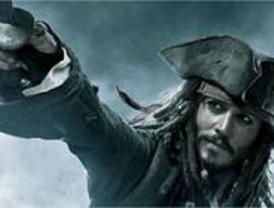 La tercera entrega de 'Piratas del Caribe', nuevo récord de taquilla madrileña