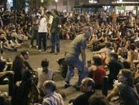 Los indignados celebran su II Foro 'Intercalles' con una reducida asistencia