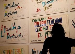 Los carteles X de Duque de Alba: del cine al museo