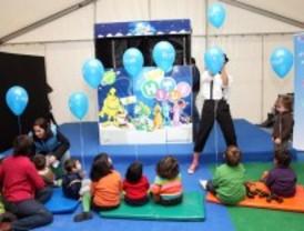 El Canal de Isabel II celebra una 'fiesta del juguete'