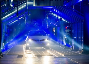 Toyota alcanza los nueve millones de unidades producidas en Europa