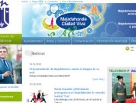 Majadahonda cambia la imagen de su web