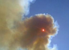 El incendio forestal de Valdemorillo ha afectado a 600 hectáreas