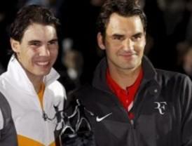 Nadal vence a Federer en la Caja Mágica