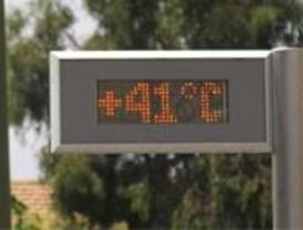 Una masa de aire africano traerá temperaturas de hasta 40 grados
