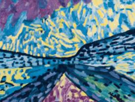 Artistas con síndrome de Down exponen su obra en la galería Montsequi