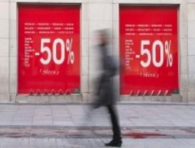 Los madrileños gastarán menos dinero en las rebajas