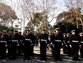 Concluyen los festejos en El Retiro por el 475º aniversario de la Infantería de Marina
