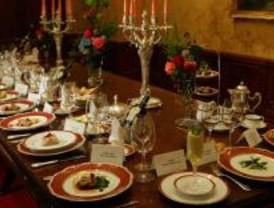 'Cena Titanic' en el hotel Westin Palace Madrid