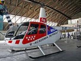 Un helicóptero de la Comunidad tuvo un accidente el 22 de junio en El Escorial