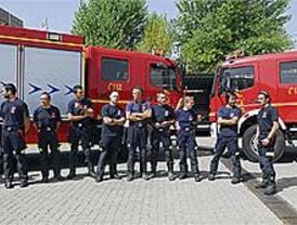 UGT denuncia la falta de efectivos de bomberos en Madrid