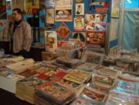 Postales y cómics antiguos en el Salón de Coleccionismo 'Paperantic Madrid'