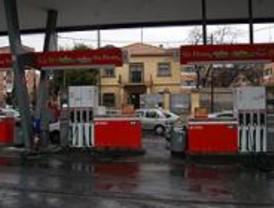 Termina el desmontaje de 12 gasolineras del centro de Madrid