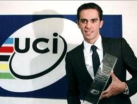 Alberto Contador pide un 2010 con salud
