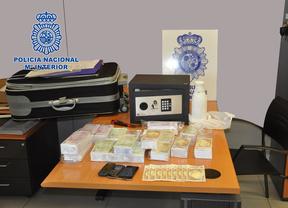 Cuatro detenidos en Móstoles por estafa y falsificación de billetes