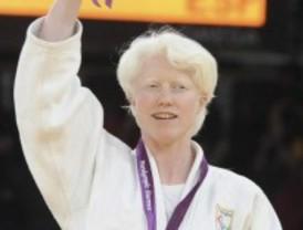 Marta Arce gana el bronce en los paralímpicos