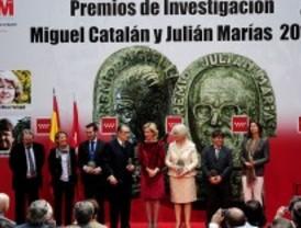 Madrid entrega sus premios de Investigación 2011