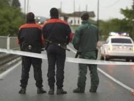 Un empresario muere en un atentado en Azpeitia