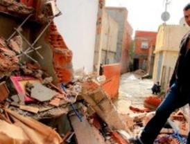 Vecinos de la Cañada claman contra los derribos